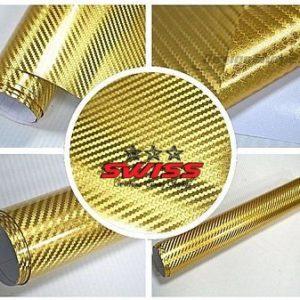 CHROM GOLD 3D Carbon