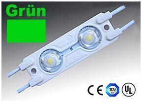 LED Modul PREMIUM Lichtfarbe Grün